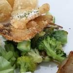 ビーチ食堂 Mr. BEACH - 魚フライ