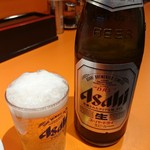 元祖ニュータンタンメン本舗 - 瓶ビール