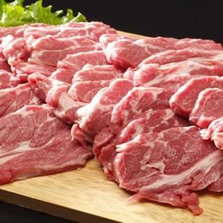 北海道産生ラム肉!
