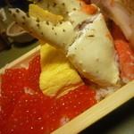 ころぽっくる - 海鮮膳②