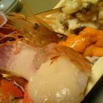 ころぽっくる - 海鮮膳③
