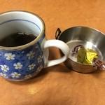 64604264 - コーヒーとチョコ