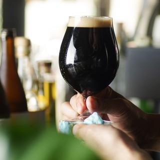 日本と海外のクラフトビールと日本酒