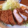 サンオリーブ - 料理写真:ロースかつ定食