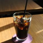 ひつじcafe - アイスコーヒー