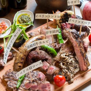 シェフ渾身のビストロ肉料理