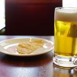 ネパリダイニング ダルバート - ビール、パーパル