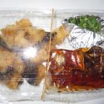 浜岡惣菜店 - 料理写真:2016年のうつぼのから揚げ500円