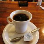 純喫茶モネ - セットのコーヒー
