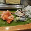 すし屋の芳藤 - 料理写真:赤貝、とり貝