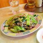 中華料理 大宝 - 野菜炒め単品850円