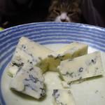 おおともチーズ工房 - いっしょに青カビ