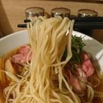 百年本舗 - 2017年2月 肉汁中華ソバ(醤油)  780円