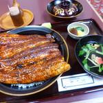 うな専 - 料理写真:鰻丼
