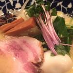 64615281 - 鶏そば(800円)+味玉(100円)