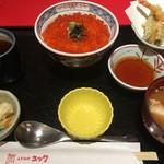 ユック - いくら丼税込1830円