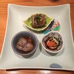 ゆうき丸 - 珍味3品