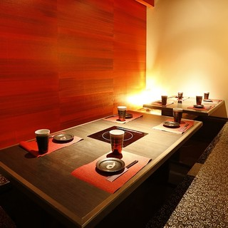◆個室離寮・7つの空間・完全個室×VIP個室:2~40名◆