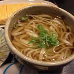 64620360 - 饂飩(きしめんより、細い平打ち麺)