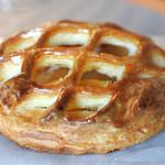 グリーンベリーズコーヒー - アップルパイ