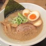 麺屋 大申 - 豚骨醤油UP