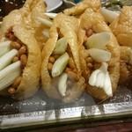 家庭料理 まさき - 小揚納豆