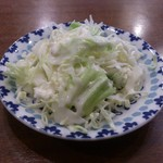 スィゥミャンマー - ・ランチのサラダ