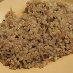 common cafe - ココナッツ玄米
