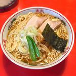 太平楽 - 中華そば 大 700円