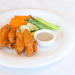 Gluten Free Dining Tsukuru - ピリカリ・チキンと旬野菜