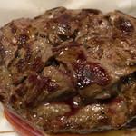 シェイクツリー - チョップドビーフも入って素晴らしい肉感(伊勢丹新宿店催事「ISEPAN!」)