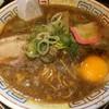 まっち棒 - 料理写真:月見そば / 750円