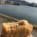 肉のマルヤ - 料理写真:海辺の朝ごはんコロッケ(^^)
