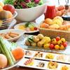 テラスレストラン ピアレ - 料理写真:朝食①
