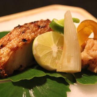 ミシュラン一つ星を獲得!祇園の割烹料理店で修行した熟練の技