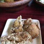 しんペー - ※おすすめトッピング※ レモンペッパー鳥唐揚げ 鶏胸肉 《100yen》