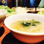 64636095 - 美味しいスープ!!