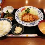 すゞ家 - 生姜焼(豚)定食