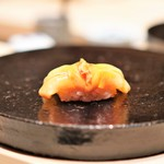 鮨 由う - 閖上の赤貝
