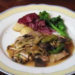 ヴィネリア - メイン 豚肉のソテー
