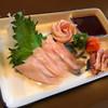Sengokuryourihonjin - 料理写真:造り3種盛り合わせ