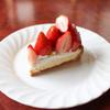 ブールブール - 料理写真:いちごのタルト☆