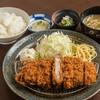 とんまる - 料理写真:ロースカツランチ定食