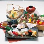 華やぎ寿司膳