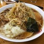 丸幸 - ネギメンマチャーシュー麺! ★★★★☆