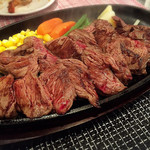 JACK IN THE STEAK -