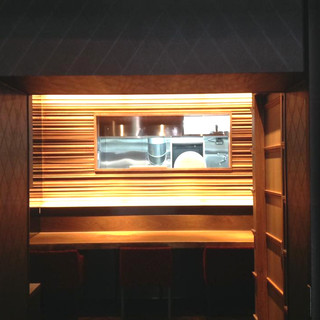 【カウンター席】西麻布の隠れ家中国料理店で寛ぎの時間をお過ごしくだい