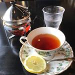 銀嶺 - 紅茶