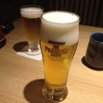 近畿大学水産研究所 - 生ビール
