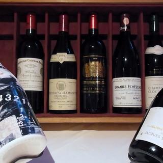 食後にこんなワインでも
